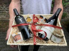 cadeau vin