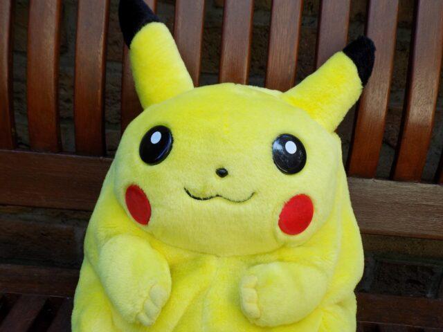 offrir des peluches de Pokémon