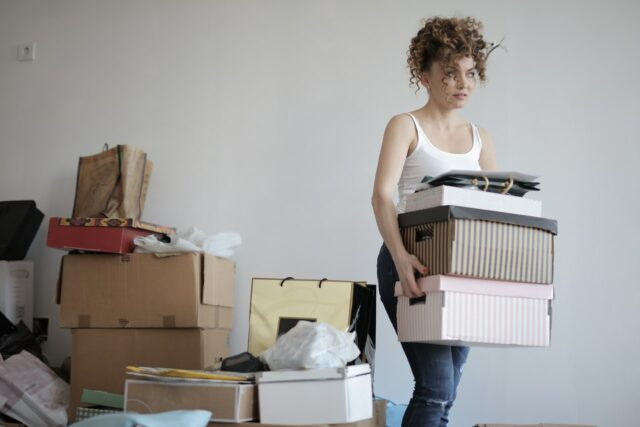Organiser un vide-maison